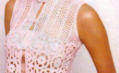 Yazlık Bayan Yelek Modelleri