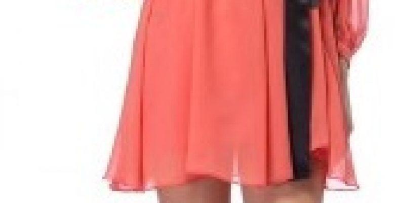 Şifon Bayan Elbise Modelleri
