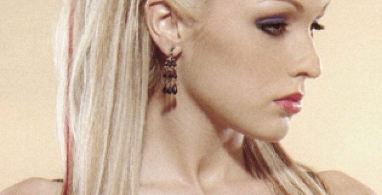 Bayan Abiye Saç Modelleri
