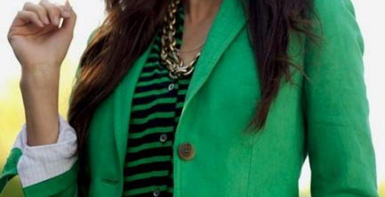 Bayan Yazlık Blazer Ceket Modelleri