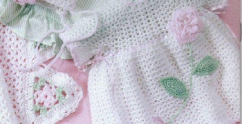 Baharlık El Örgüsü Bebek Yelek Modelleri