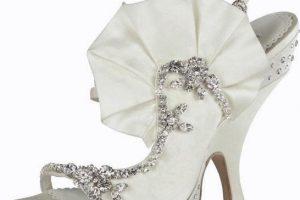 Önü Açık Gelin Ayakkabı Modelleri