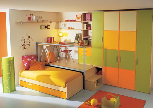 Kelebek Çocuk Odası Modelleri