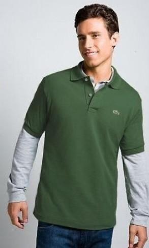 Lacoste Erkek T-Shirt Modelleri