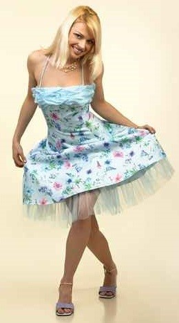 Yazlık Bayan Mini Elbise Modelleri