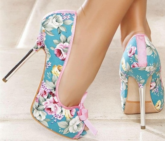 Yazlık Bayan Topuklu Ayakkabı Modelleri