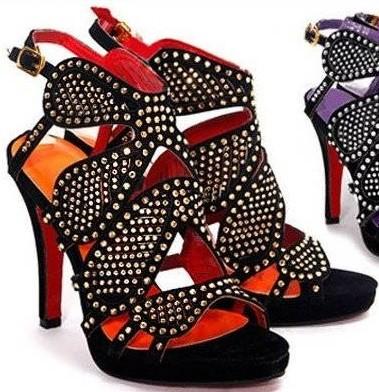 Bayan Gladyatör Ayakkabı Modelleri